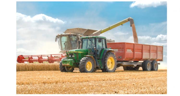 Harvest Update 2016